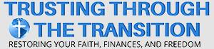 Trusting Through The Transition Logo